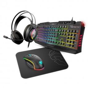 Pack Combo Gaming RGB KROM...