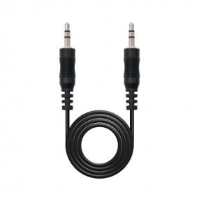 Cable audio estéreo, JACK...